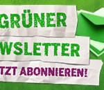 Grüner Newsletter